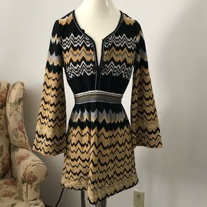 Missoni Patterned Tunic Top
